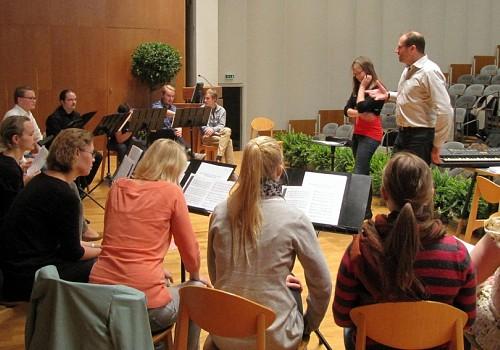 Voces Academy Dirigentkursus 2-årigt forløb